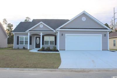 Longs Single Family Home Active Under Contract: 439 Kinsey Way