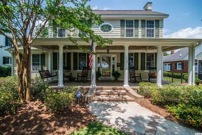 Georgetown County Single Family Home For Sale: 114 East Bay St.