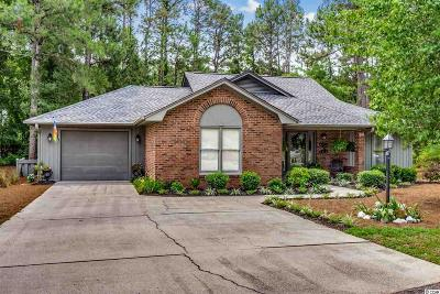 Myrtle Trace Single Family Home For Sale: 245 Cottonwood Ln.