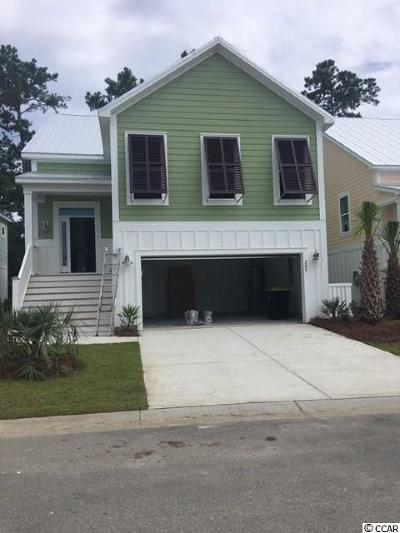 Murrells Inlet Single Family Home Active Under Contract: 205 Splendor Circle