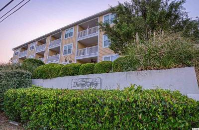 North Myrtle Beach Condo/Townhouse For Sale: 3401 Seaview Dr. #B-3