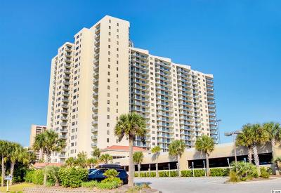 Myrtle Beach Condo/Townhouse For Sale: 8560 Queensway Blvd. #1406