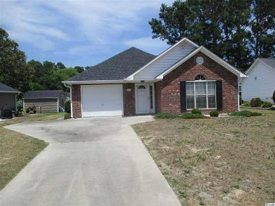 Little River Single Family Home Active Under Contract: 843 Holly Sands Blvd.