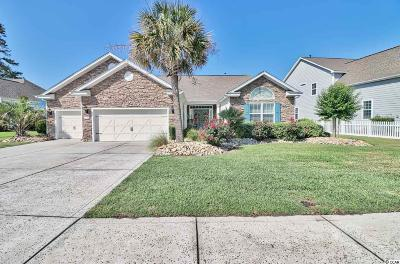 North Myrtle Beach Single Family Home Active Under Contract: 1403 Turtle Ct.