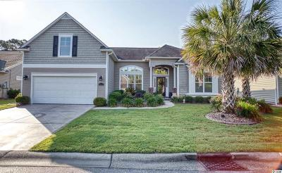North Myrtle Beach Single Family Home Active Under Contract: 4609 Grovecrest Circle