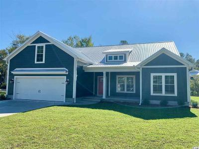 Pawleys Island Single Family Home Active Under Contract: 218 Gray Man's Loop