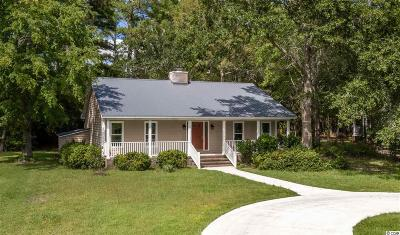 Georgetown Single Family Home For Sale: 41 Retreat Ln.