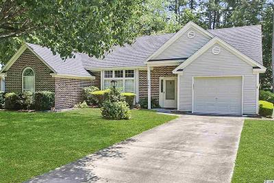 Murrells Inlet Single Family Home Active Under Contract: 2303 Blackbird Ct.