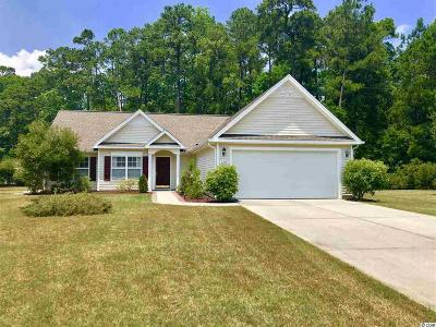 Murrells Inlet Single Family Home For Sale: 635 Locke Ct.