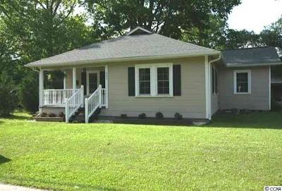 Conway Single Family Home For Sale: 902 10th Ave.
