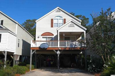 Surfside Beach Single Family Home Active Under Contract: 112 N Oak Dr.
