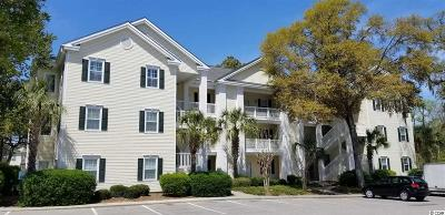 North Myrtle Beach Condo/Townhouse For Sale: 601 Hillside Dr. #4124