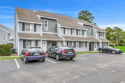 Surfside Beach Condo/Townhouse For Sale: 1890 Colony Dr. #16G