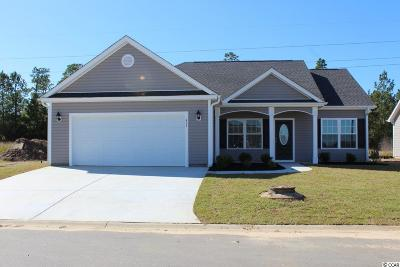 Longs Single Family Home Active Under Contract: 435 Kinsey Way