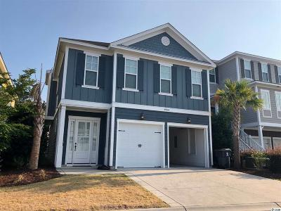 North Myrtle Beach Single Family Home Active Under Contract: 4954 Salt Creek Ct.