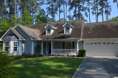 Georgetown Single Family Home Active Under Contract: 617 Francis Parker Rd.