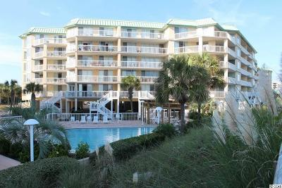 Georgetown County Condo/Townhouse For Sale: 135 South Dunes Dr. #410