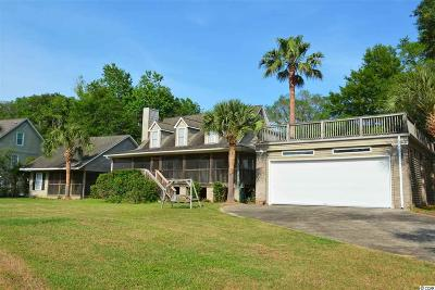 Pawleys Island Single Family Home For Sale: 87 Woodpecker Ln.