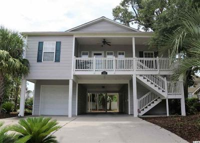 North Myrtle Beach Single Family Home For Sale: 528 6th Ave. S