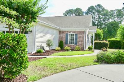 Pawleys Island Condo/Townhouse For Sale: 59-2 Knight Circle #59-2