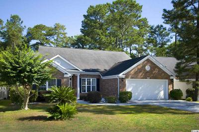 Myrtle Trace Single Family Home Active Under Contract: 211 Candlewood Dr.