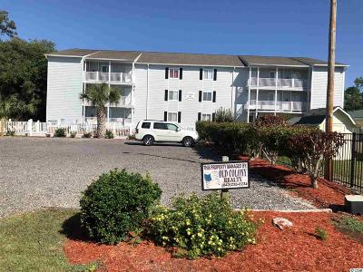 Surfside Beach Condo/Townhouse For Sale: 712 S Dogwood Dr. #304
