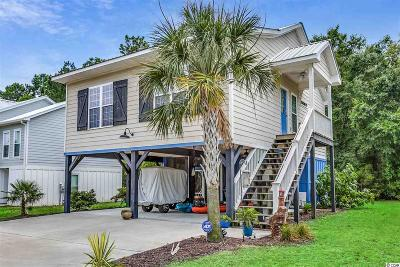 Pawleys Island Single Family Home Active Under Contract: 186 Crane Dr.