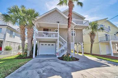 North Myrtle Beach Single Family Home For Sale: 320 N 57th Ave. N