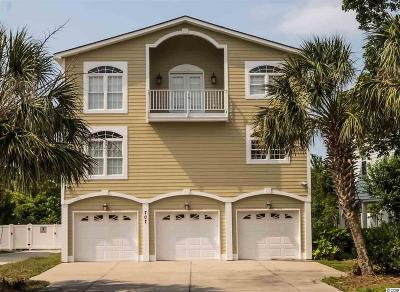 North Myrtle Beach Single Family Home For Sale: 707 Seashell Ln.