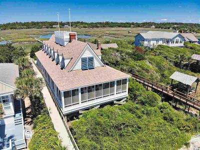 Pawleys Island Single Family Home For Sale: 372 Myrtle Ave.
