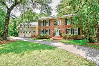 Horry County Single Family Home Active Under Contract: 7 South Gate Rd.