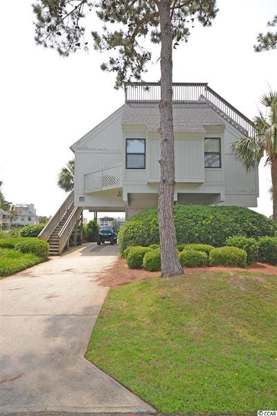 Pawleys Island Single Family Home For Sale: 51 Blue Crab Way