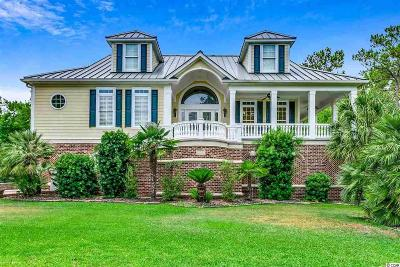 Murrells Inlet Single Family Home For Sale: 154 Highwood Circle