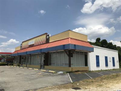 Horry County Commercial Active Under Contract: 408 3rd Ave. S