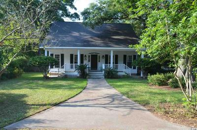 Murrells Inlet Single Family Home For Sale: 405 Rum Gully Circle