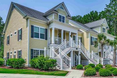 Murrells Inlet Condo/Townhouse For Sale: 118 Old Course Rd. #A