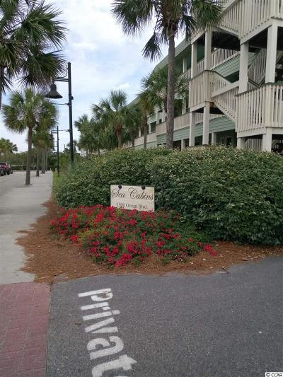 Isle Of Palms Condo/Townhouse Active Under Contract: 1300 Ocean Blvd. #108