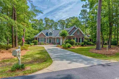 Murrells Inlet Single Family Home Active Under Contract: 4621 Burnt Oak Ct.