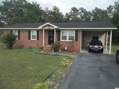 Conway Single Family Home For Sale: 6065 Cypress Swamp Rd.