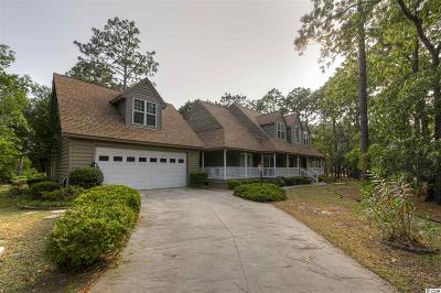 Pawleys Island Single Family Home For Sale: 34 Old Evergreen Ln.