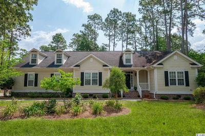 Murrells Inlet Single Family Home For Sale: 4491 Carriage Run Circle