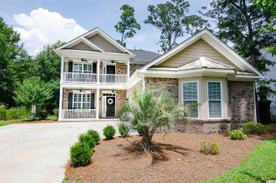 Pawleys Island Single Family Home Active Under Contract: 28 Winnowing Way