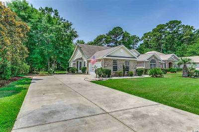Georgetown County Single Family Home Active Under Contract: 4521 Firethorne Dr.