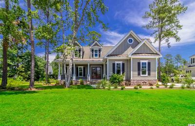 Murrells Inlet Single Family Home For Sale: 552 Woody Point Dr.