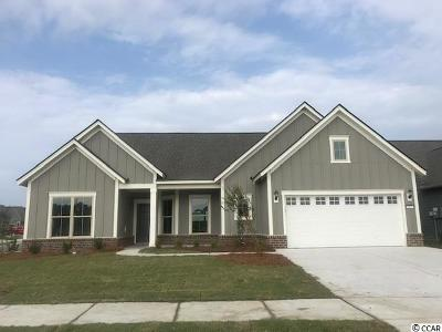Horry County Single Family Home Active Under Contract: 6527 Pozzallo Place