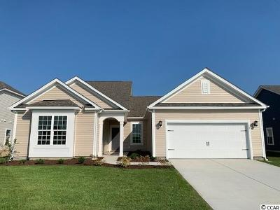 Surfside Beach Single Family Home Active Under Contract: 587 Hickman St.