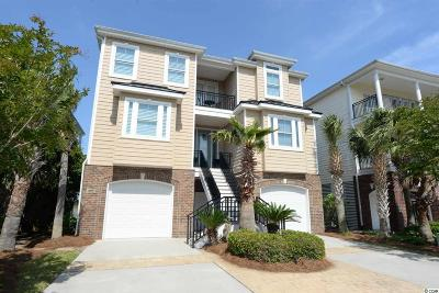 North Myrtle Beach Single Family Home For Sale: 506 55th Ave. N