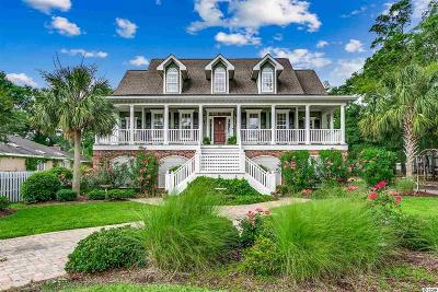 North Myrtle Beach Single Family Home Active Under Contract: 605 39th Ave. S