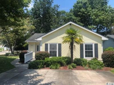 Murrells Inlet Single Family Home For Sale: 301 Stratford Pl.