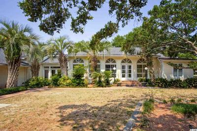 Murrells Inlet Single Family Home For Sale: 515 S Creekside Dr.